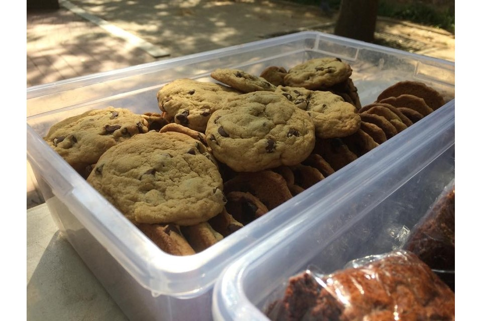 Cookie Drive Summer 2015